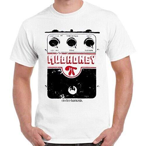 Zoopasa Mudhoney Elctro Harmonix Superfuzz Vintage Unisex RetroT Shirt,Men (Unisex),2XL