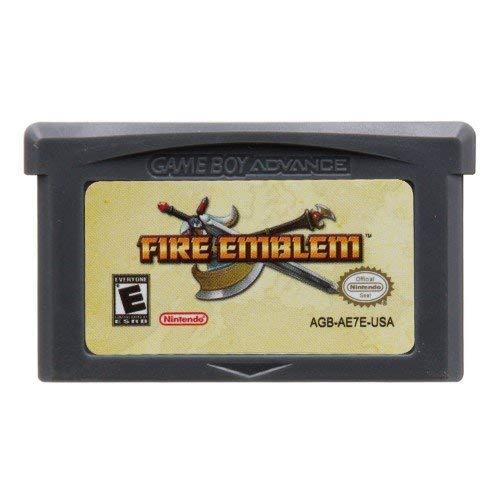 Retro Classic Fire Emblem Sale price 32 Bit Cartridge for GBA Game Nintendo supreme