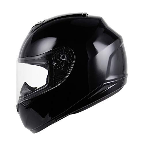 Uomo Donna Moto Casco moto Adulto Cotone traspirante Fodera integrale Caschi moto Motocross Cappellini di sicurezza 11 colori XXL