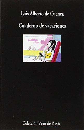 Cuaderno de vacaciones: 929 (visor de Poesía)