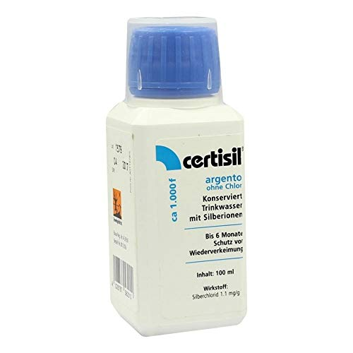 CERTISIL Argento 1000F flüssig 100 ml