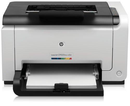 HP ColorLaserJet Pro CP1025nw Farblaserdrucker
