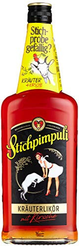 Stichpimpuli Bockforcelorum Kräuterlikör (1 x 0.7 l)
