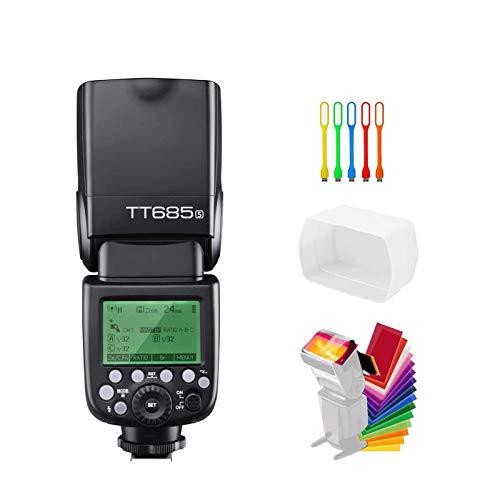 Godox TT685S TTL 2.4G GN60 High-Speed Sync 1/8000s...