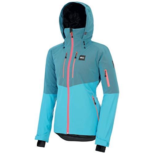 Picture W Signa Jacket Blau, Damen Regenjacke, Größe L - Farbe Light Blue