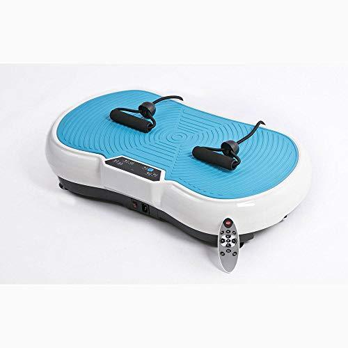 Topashe Plataforma Vibratoria Ultra Slim,Máquina para Levantar y agitar Grasa, máquina de Ejercicios de vibración Perezosa,Vibratoria Máquina de Ejercicio