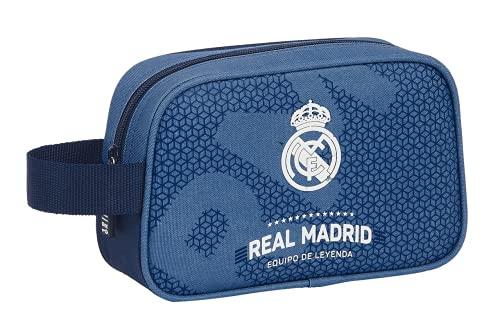 Safta 812124234 Trousse de Toilette Real Madrid CF