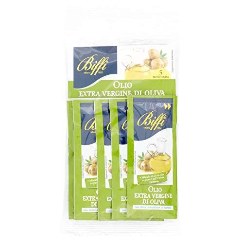 Biffi - Olio Evo - Bustine Monodose - 5 x 10 ml