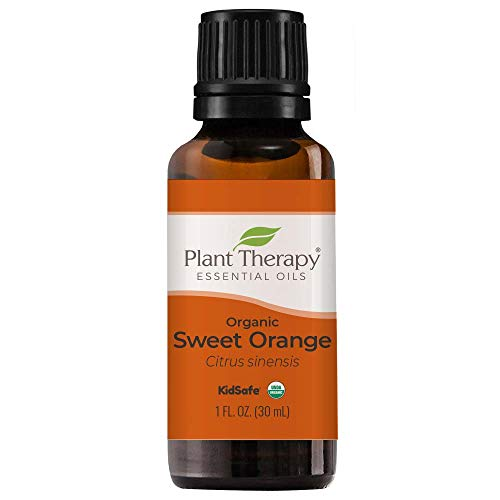 Plant Therapy Orange Sweet Essential Oil