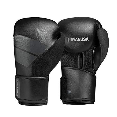 Hayabusa S4 - Juego de guantes de boxeo y vendas de mano,