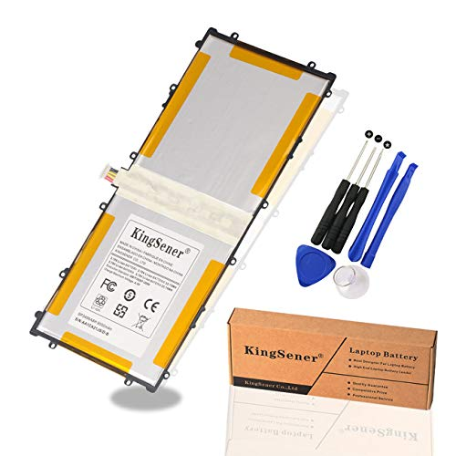 KingSener SP3496A8H Batteria Per Samsung Google Nexus 10 N10 Table PC for Samsung GT-P8110 HA32ARB Tablet Batteria 3,75V 9000mAh con 2 anni di garanzia gratuita