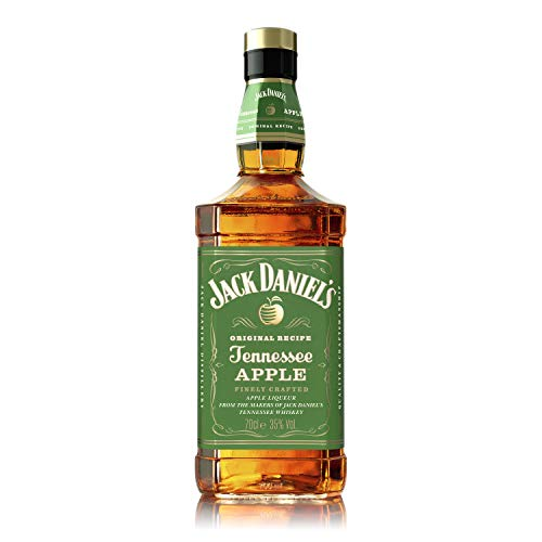 Jack Daniel's Tennessee Apple Whiskey (1 x 0.7 l)