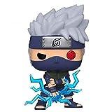 Naruto Hatake Kakashi Lightning Blade Pop Anime Figura De Acción 822 Muñecas De Vinilo Figura Colección Modelo Juguetes 10Cm