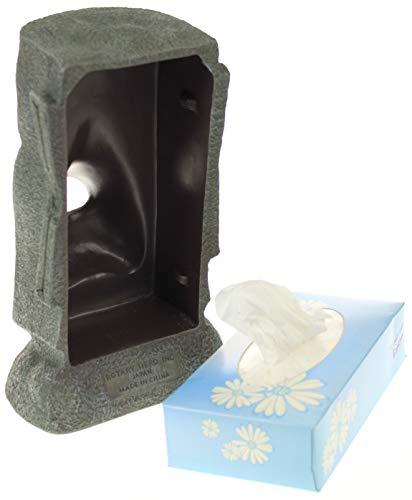 Taschentuchhalter für alle Moai-Statuen Fans