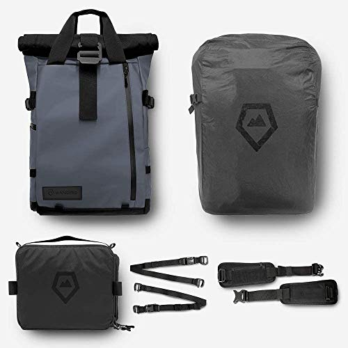 WANDRD - Original PRVKE Travel and DSLR Camera Backpack with Camera Cube, Laptop/Tablet Sleeve and...