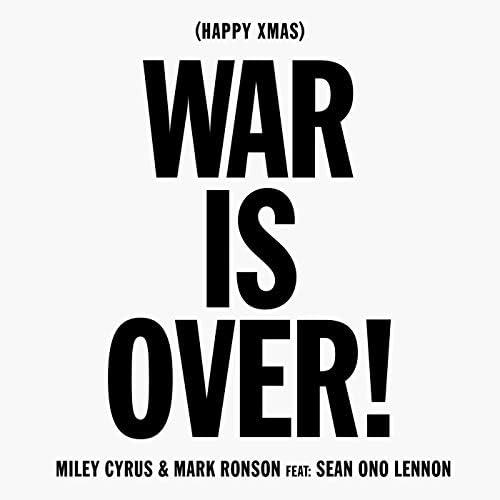 Miley Cyrus & Mark Ronson feat. Sean Ono Lennon