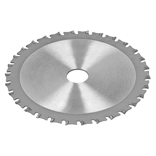 Saw Blade Circular Saw Disc Cutting Saw Blade 30 Teeth Metal Cutting Disc for Hard Materials for Table Saws, Radial Arm Saws
