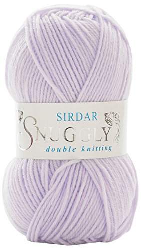 Sirdar Snuggly DK Double tricot Lilas 50 g
