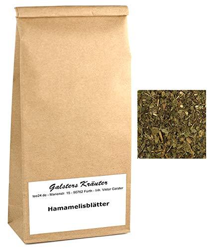 200g Hamamelisblätter Hamamelis-Tee Hamamelidis | Galsters Kräuter