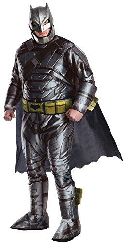 Batman pantser kostuum Batman vs Superman voor heren grote maat