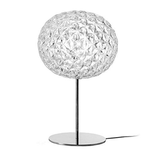 Kartell Planet - Lámpara de mesa de pie (cristal)