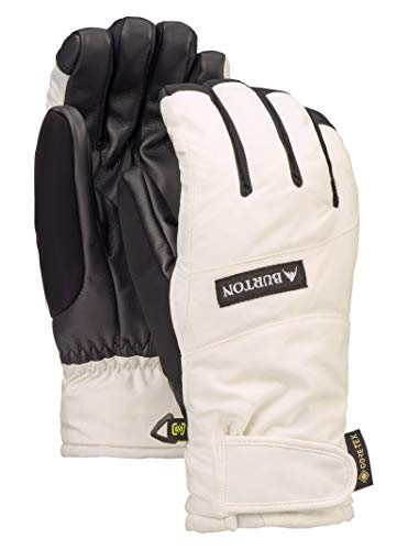 Burton Womens Reverb Gore-Tex Glove, Stout White, Large