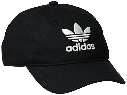 adidas Damen Trefoil Classic Kappe, Black, OSFW