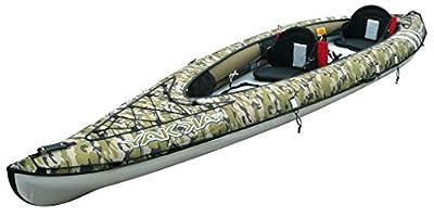 100368-P BIC Sport YAKKAIR HP2 Inflatable Kayak from BIC Sport
