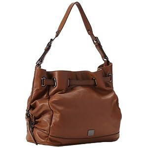 Kooba Aubrey Shoulder Bag Almond One Size
