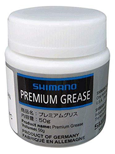 SHIMANO Premium 50G Grasso, Nero, Taglia Unica