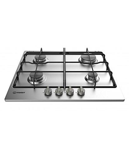 Indesit THP 642 IX/I Plan de cuisson