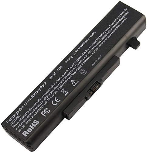 L116Y01 batería de portátil para Lenovo ThinkPad Series IdeaPad G480 G585 Y480 Y485 Y580 Z380 Z580 Y580 Y580N G485 G580 Y480N Y485N Y580N Z480 Z585 Y580P Y480P Y485P Y580P Z485