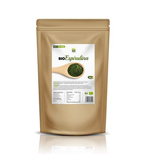 EMO Bio Espirulina Ecológica 500 gramos