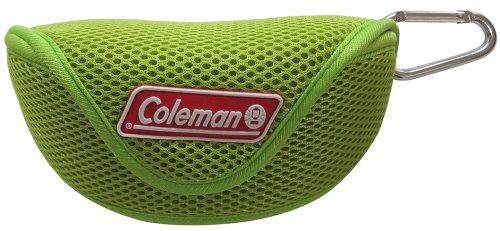 コールマン オリジナルサングラスケース ソフト CO08 グリーン