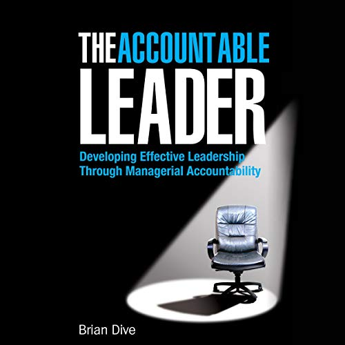The Accountable Leader cover art