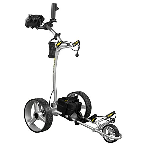 New Bat-Caddy 2020 X4R Lithium Remote Control Golf Push Cart with Deluxe Accessory Kit & Mountain Sl...