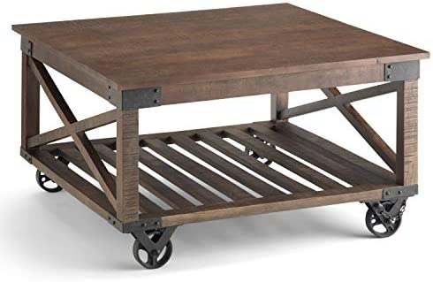 Top 10 Best small square coffee table Reviews