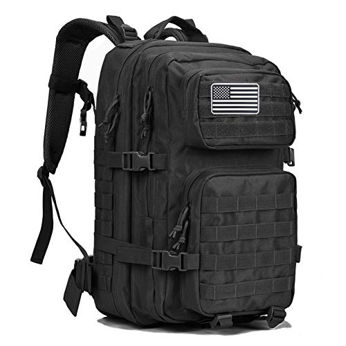 MEWAY Military Tactical Backpack Large Assault Pack 3 Day Army Rucksacks Outdoor Hunting Backpacks...