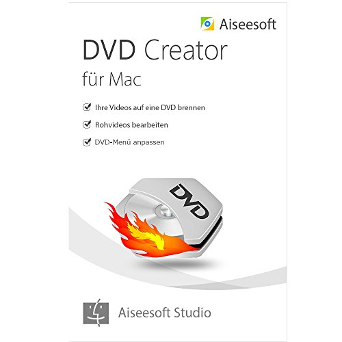 Aiseesoft DVD Creator - Macintosh