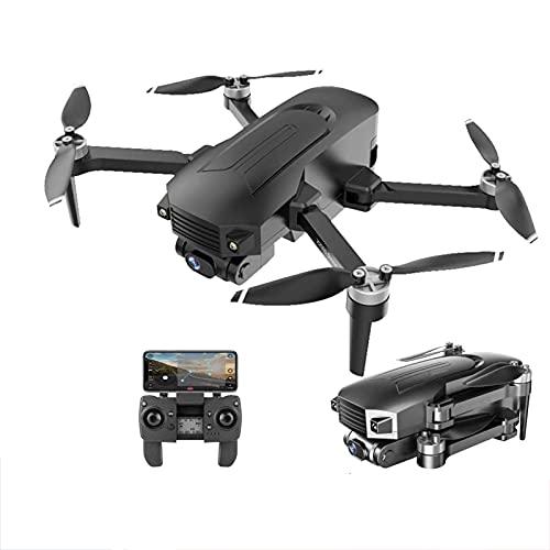 DCLINA Drone 1.3KM WiFi FPV Droni con Fotocamera 4K HD Pixel Obiettivo Elettrico Regolabile GPS Ritorno Automatico Tempi Volo 30 Minuti Quadcopter Drone per Regalo per Bambini