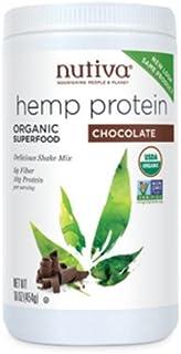 Nutiva- HempShake Chocolate 16 oz