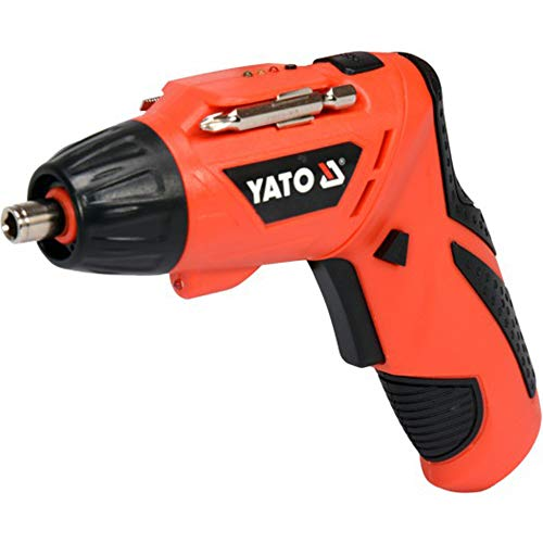 Yato Cordless Combi Drill - Atornillador inalámbrico (3,6 V