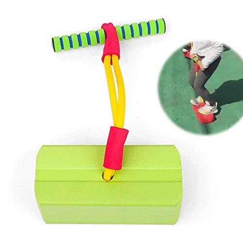Festnight Safe Foam Jumper Children Sense Training Juego Deportivo para niños de 3 años en adelante