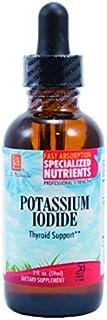 L A Naturals Potassium Iodide 150Mcg 2 Oz