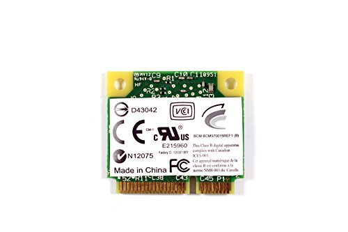 Bcm70015 Bcm970015 Hd Crystal Hd Decoder Mini Pcie Card for Dell 0jpdyc