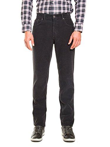 Carrera Jeans - Pantalone per Uomo, Tinta Unita, Velluto IT 52