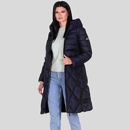 JKYIUBG Chaqueta de Plumas,2020 Nueva Chaqueta de Invierno para Mujer de Talla Grande 6XL Abrigo de...