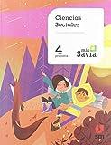 Ciencias sociales. 4 Primaria. Mas Savia. Madrid