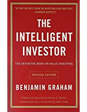 The Intelligent Investor by Benjamin Graham - Paperback
