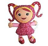 Detazhi Regalos de la muñeca de Juguete Equipo Umizoomi Juguetes de Peluche Equipo Umizoomi BOT Milli Geo Felpa rellena Suave Juguetes for niños for niños 20cm